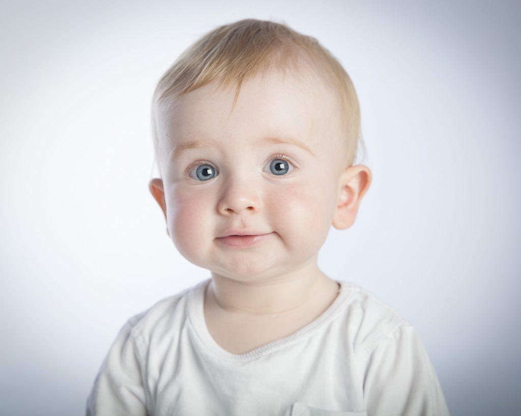 Baby Blue Eyes pic