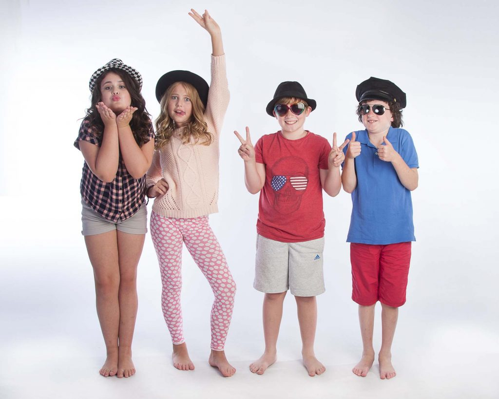 fun kids photography