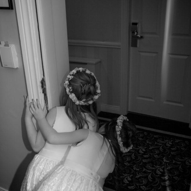 Wedding Peaking