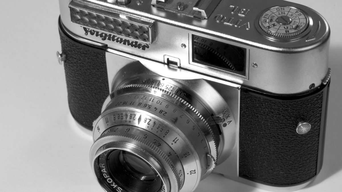 So You Want to Be A Photographer