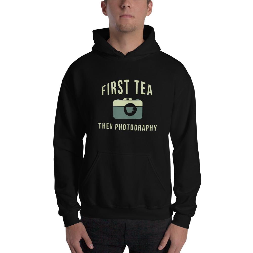 Tea Then Photography Hoodie