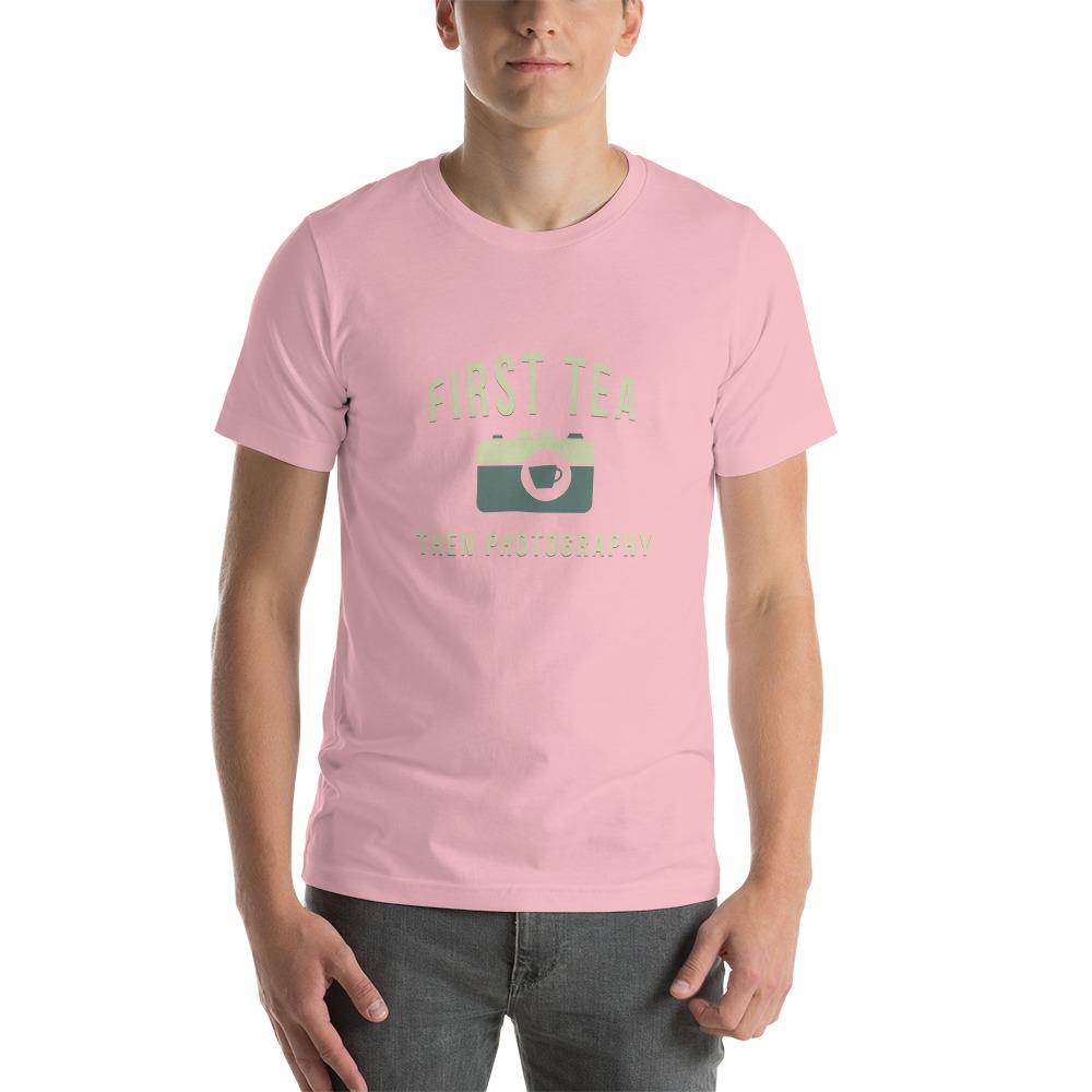Tea Then Photography womens t-shirt