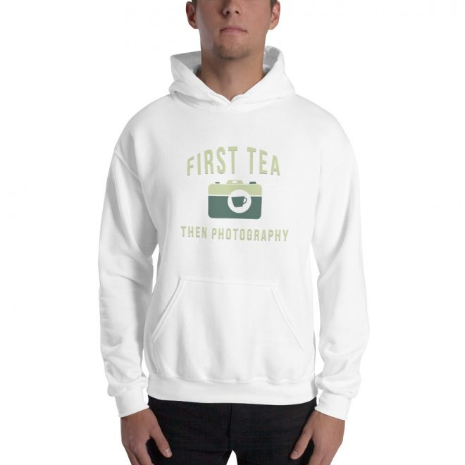 Tea Then Photography Hoodie