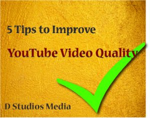 Improve YouTube video Quality